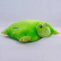 Детская подушка-складушка, Жаба