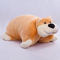 Детская подушка-складушка, Бобер