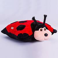 Детская подушка-складушка, Божья Коровка