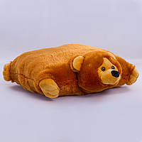 Детская подушка-складушка,Медведь