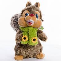 Детская мягкая игрушка,Белочка