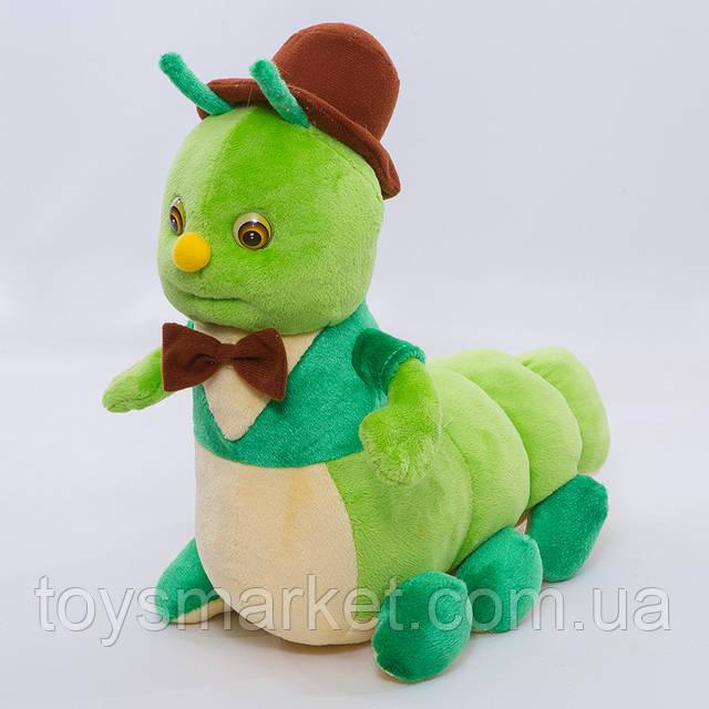 Детская мягкая игрушка Гусеница