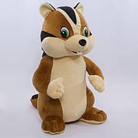 Детская мягкая игрушка,бурундук,Чип