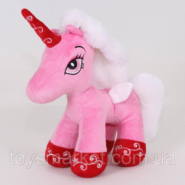 Детская мягкая игрушка Пегас розовый