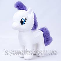 Мягкая игрушка Белоснежный Пони , My Little Pony, музыкальная игрушка