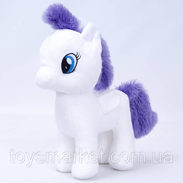 Детская мягкая игрушка Пони белый