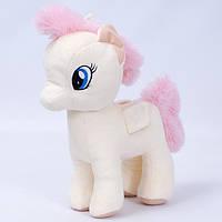Детская мягкая игрушка,Пони,белый
