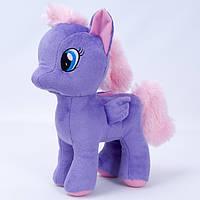 Детская мягкая игрушка,Пони,фиолетовый