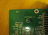AOC L27W451 Плата тюнера і виходів 715T1542-1, фото 3