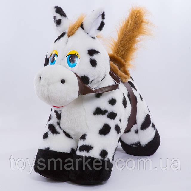 Детская мягкая игрушка Лошадка пятнистая