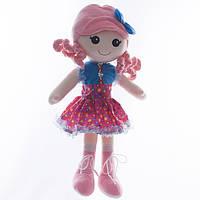 Детская кукла Таня,розовая