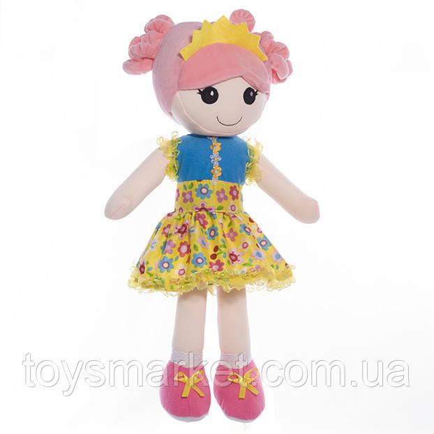 Детская кукла Принцесса розовая