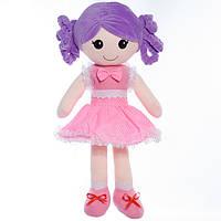 Детская кукла Виолетта,розовая