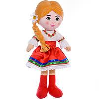 """Мягкая игрушка детская кукла, украинская национальная """"Украинка"""""""