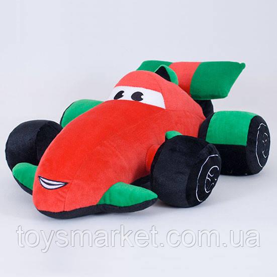 Детская мягкая игрушка,машина,красная