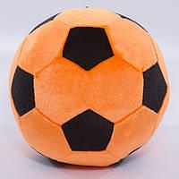 Детская мягкая игрушка,футбольный мяч,разноцветный