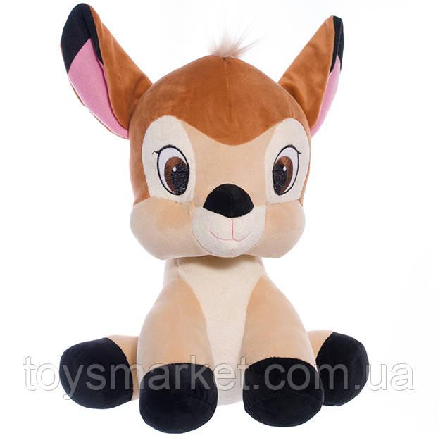 Детская мягкая игрушка оленёнок Бемби