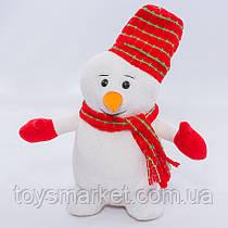 Детская мягкая игрушка,Снеговик