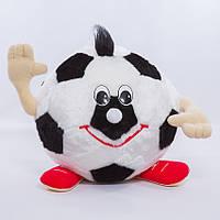 Детская мягкая игрушка,футбольный мяч,Весельчак
