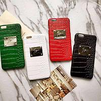 """Iphone 7 / 7 PLUS оригинальный кожаный чехол панель бампер накладка НАТУРАЛЬНАЯ КОЖА """" Giuseppe Zanotti """""""