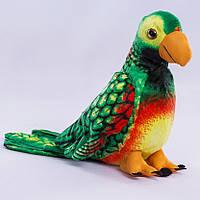Детская мягкая игрушка,попугай Кеша,разноцветный