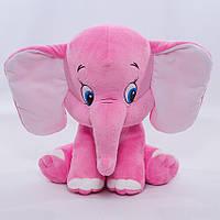 Детская мягкая игрушка,слоненок Баду,розовый