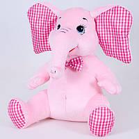 Детская мягкая игрушка,слон Бабар,розовый