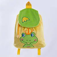 "Детский рюкзак жаба ""Бонни"""