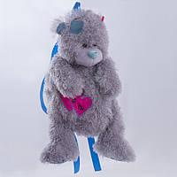 Детский рюкзак,медвежонок Тедди