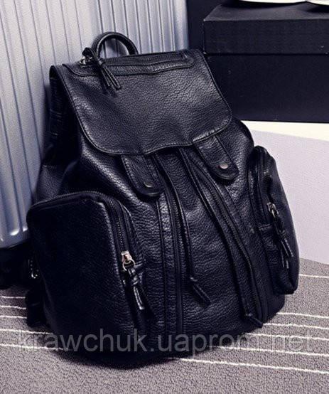 2c909e3e8272 Рюкзак кожаный женский, рюкзак для девочки, цена 530 грн., купить в ...