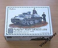 Модель танка сборная Pz.Kpfw I Ausf F VK18.01 Late