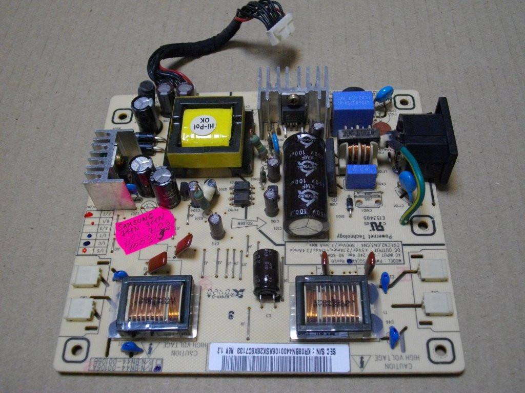 Плата BN44-00106A PWI1704SG (A) Samsung 711n 911n
