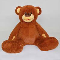 Большая мягкая игрушка,медведь Топтун,коричневый