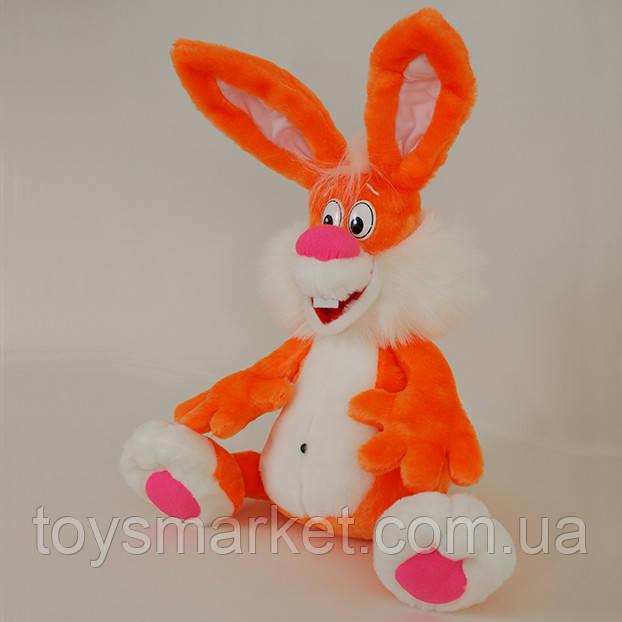 Большая мягкая игрушка кролик Квикки