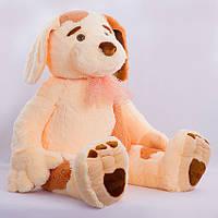 Большая мягкая игрушка,собака Праздничная