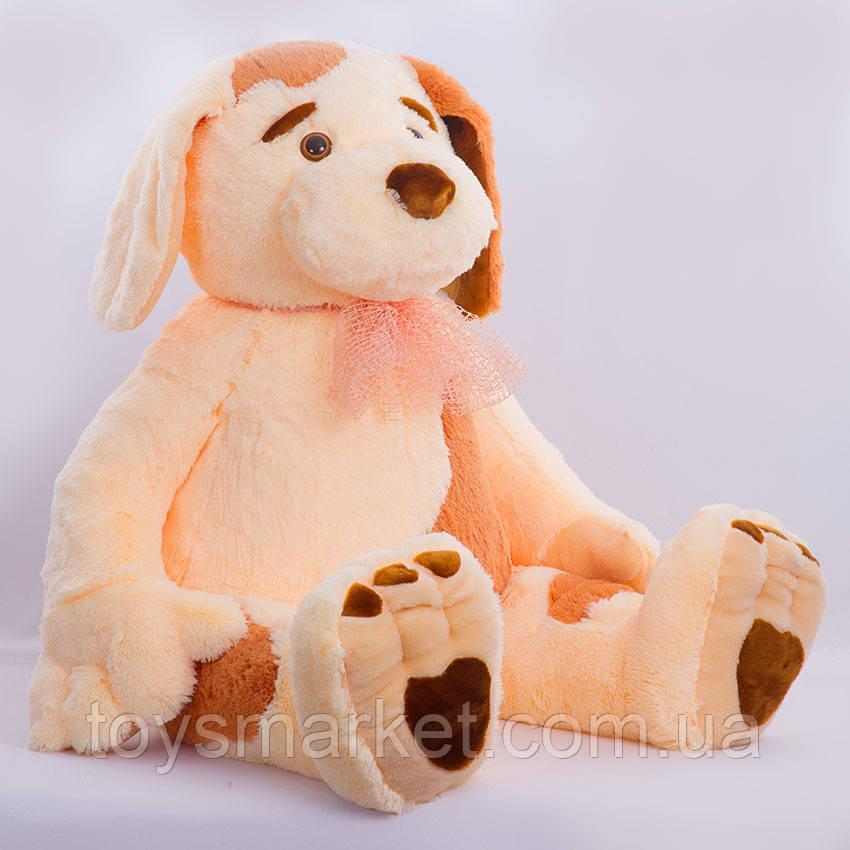 Детская мягкая игрушка,собака Праздничная