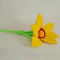Детская мягкая игрушка,цветочек,Нарцисс