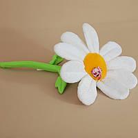 Детская мягкая игрушка,цветочек,Ромашка