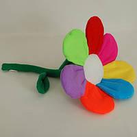 Детская мягкая игрушка,цветочек,Цветик-Семицветик