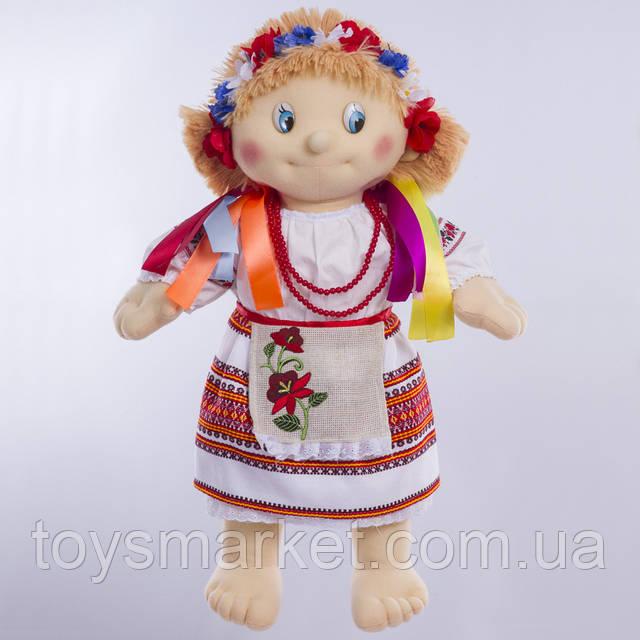 Детская игрушка кукла Маричка украинка