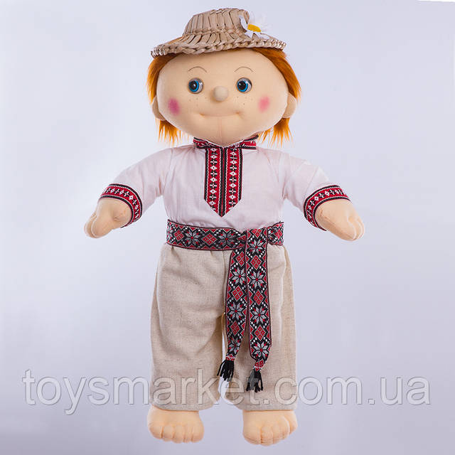 Детская игрушка кукла Миколка украинец