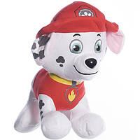 Детская мягкая игрушка,щенячий патруль,щенок Маршал