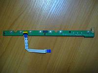 Плата с кнопкой включения Sony PCG-5G7P VGN-CR11SR