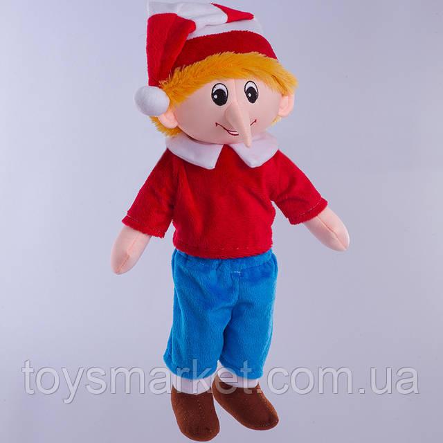 Детская мягкая игрушка Буратино