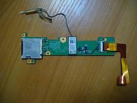 Плата картридер блютуз Sony PCG-5G7P VGN-CR11SR