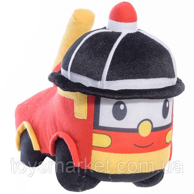 Детская мягкая игрушка тачки машина Рой