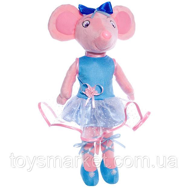 Мягкая игрушка Мышка Балерина