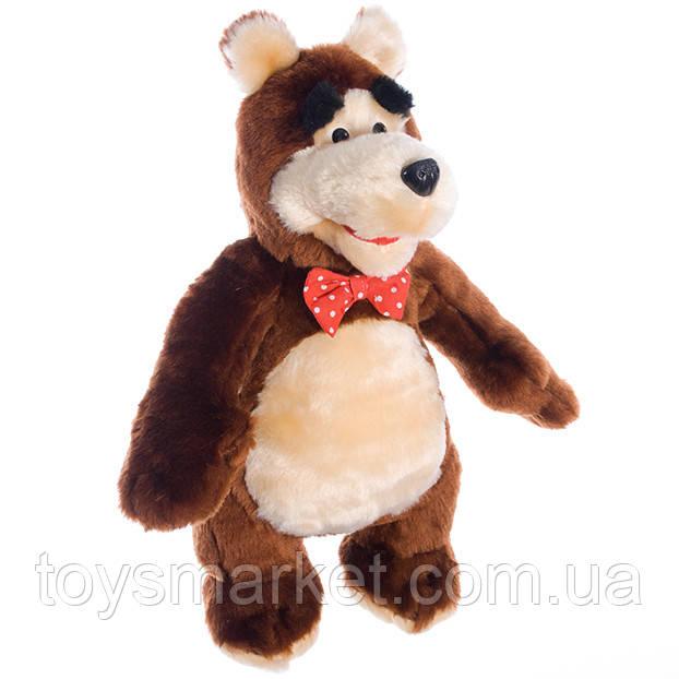 Мягкая игрушка Миша, Маша и медведь