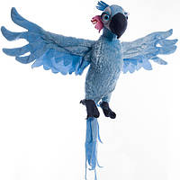 Детская мягкая игрушка,попугай,Рио Жемчужинка