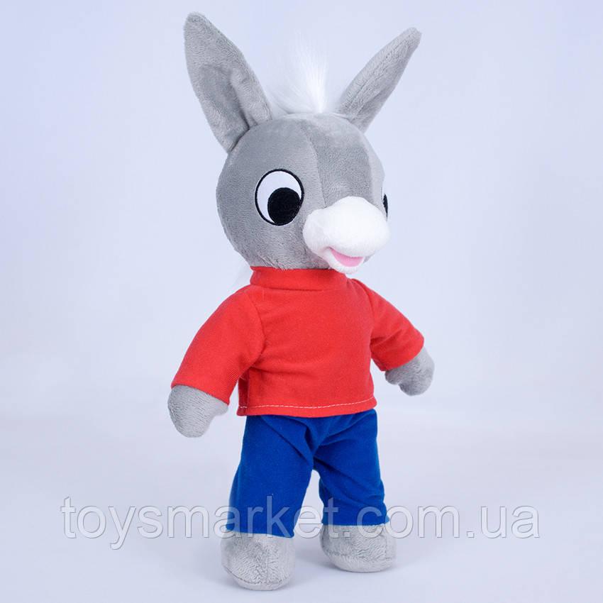 Детская мягкая игрушка,ослик Тротро